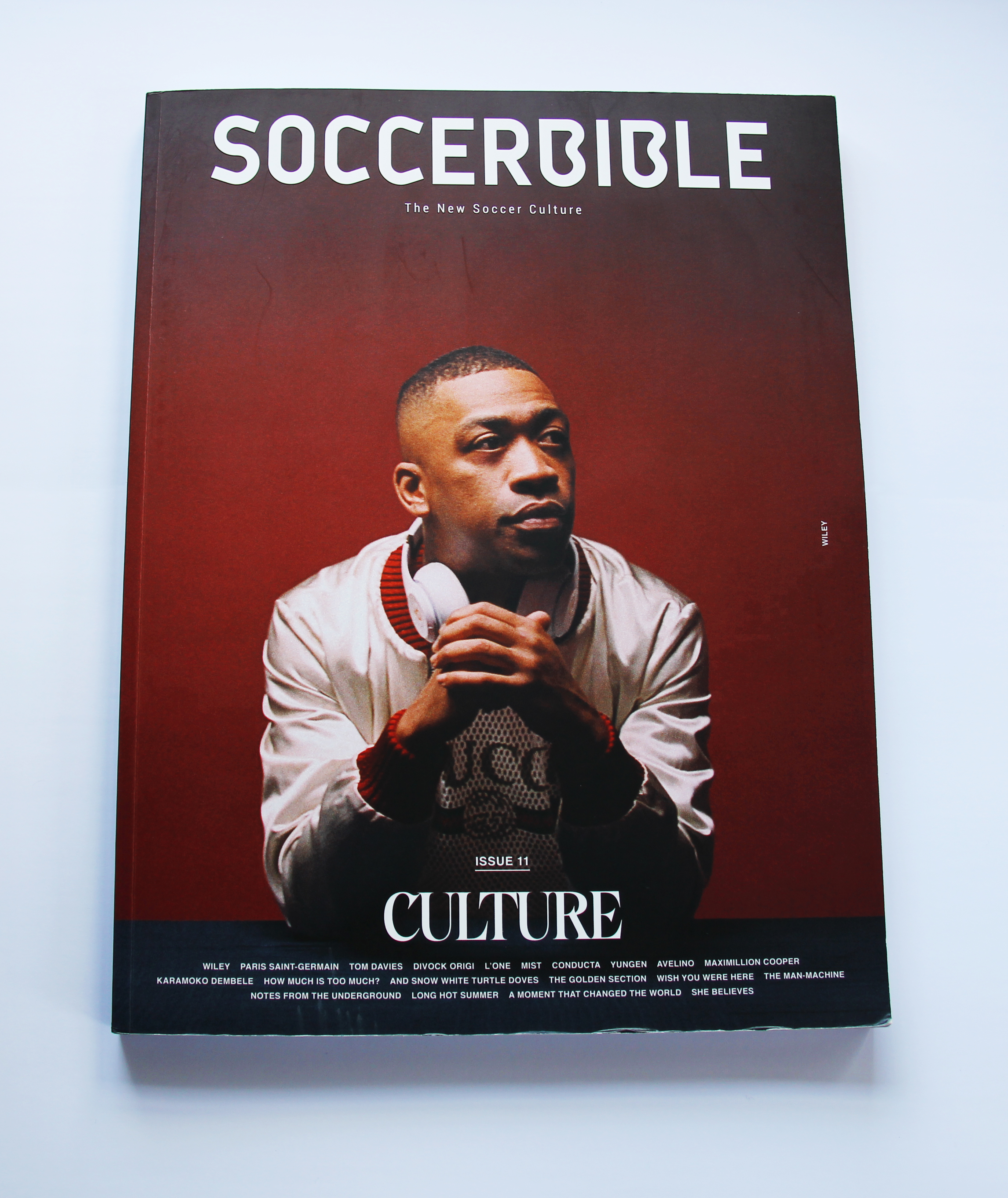 soccer bible cover