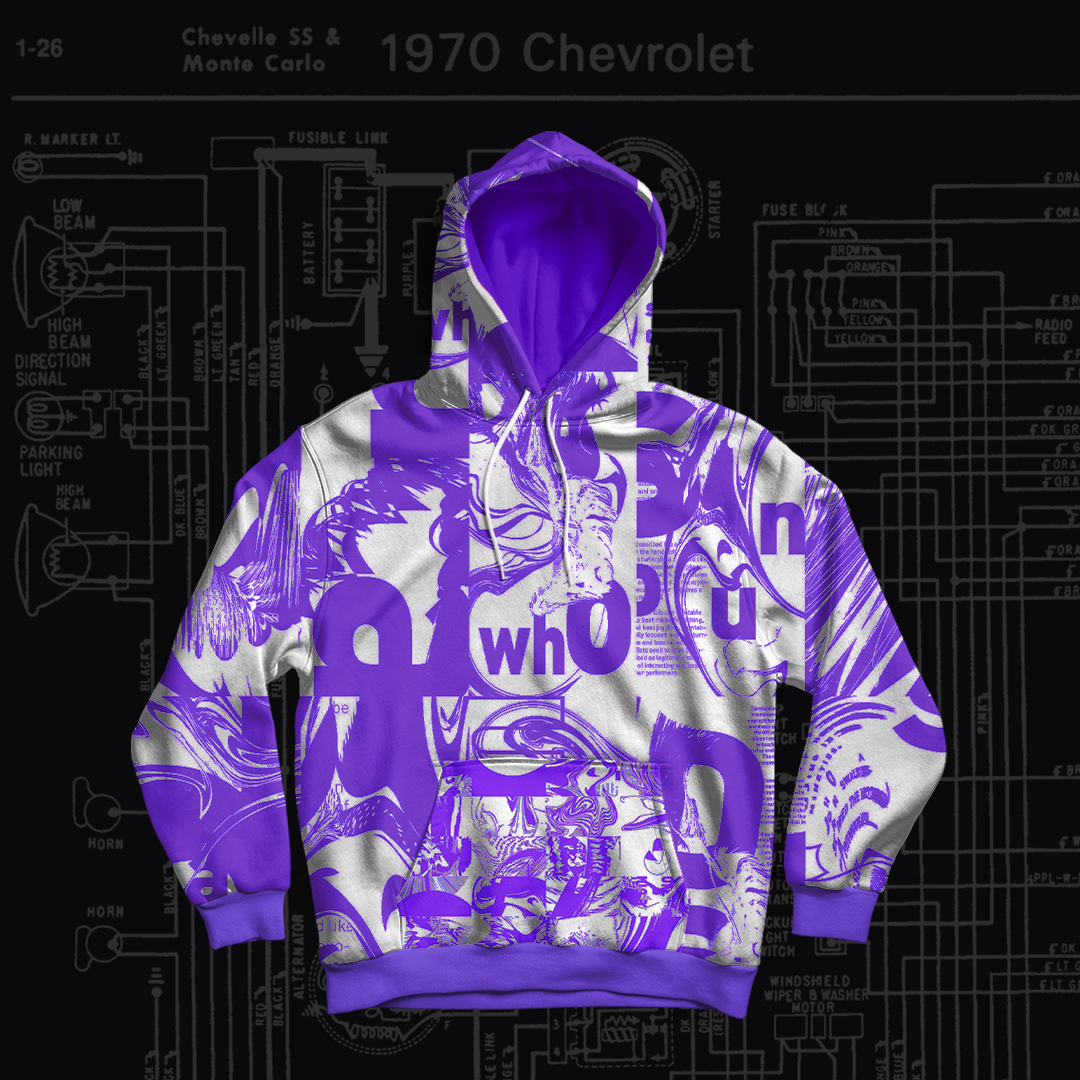 1970 chevy hoodie