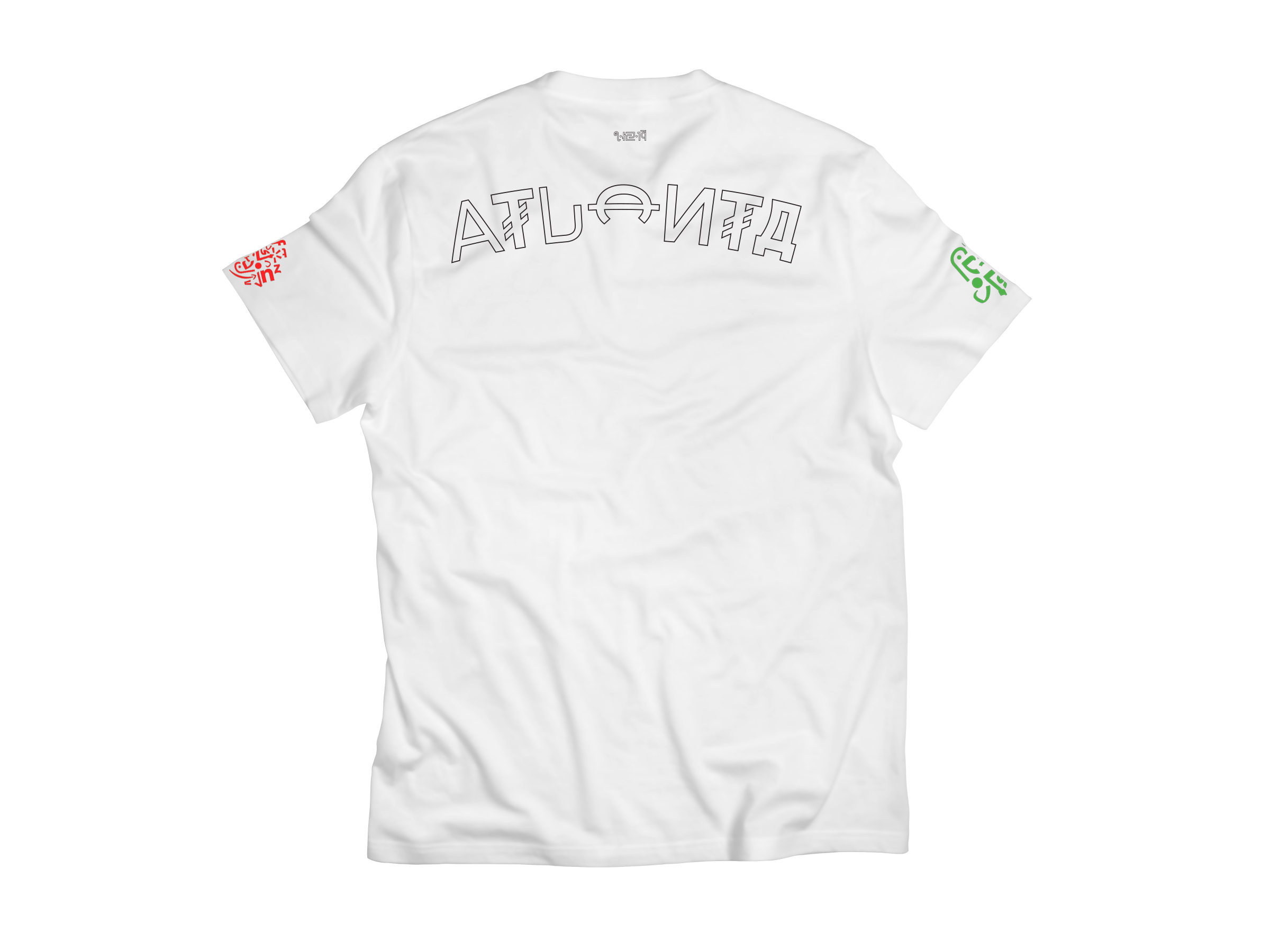 currency tee back