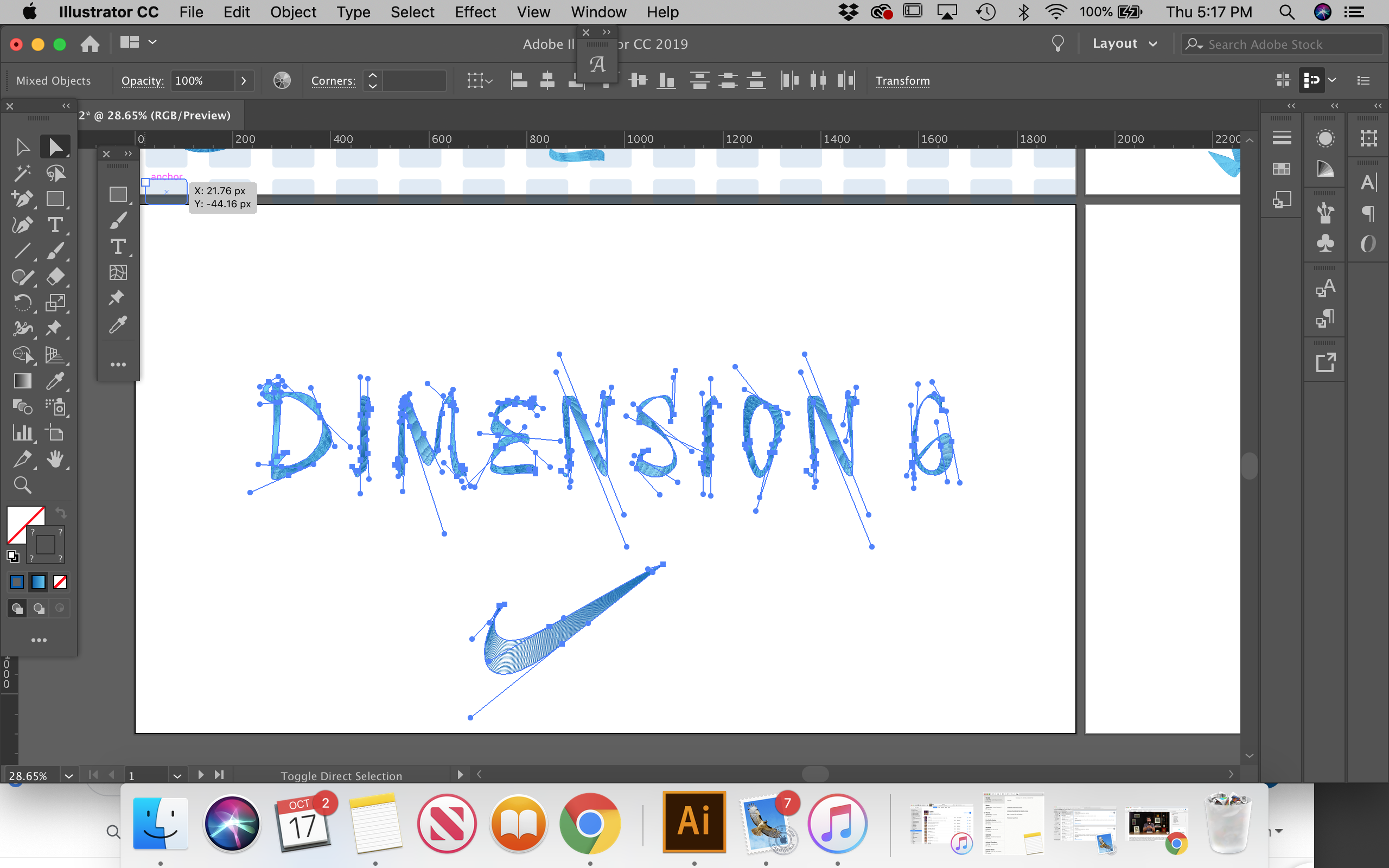 dimension 6 type