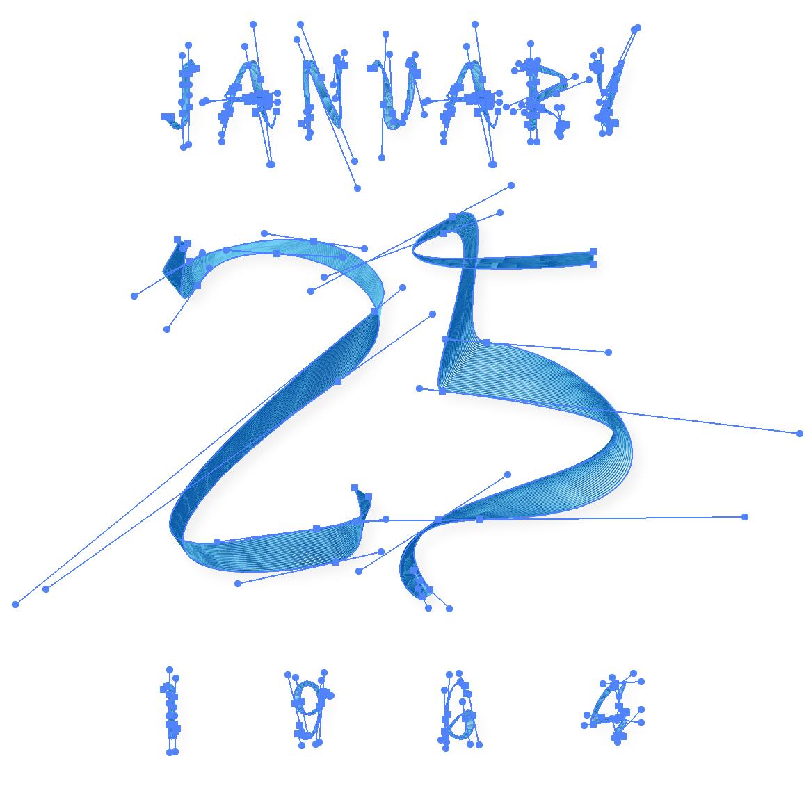 january process