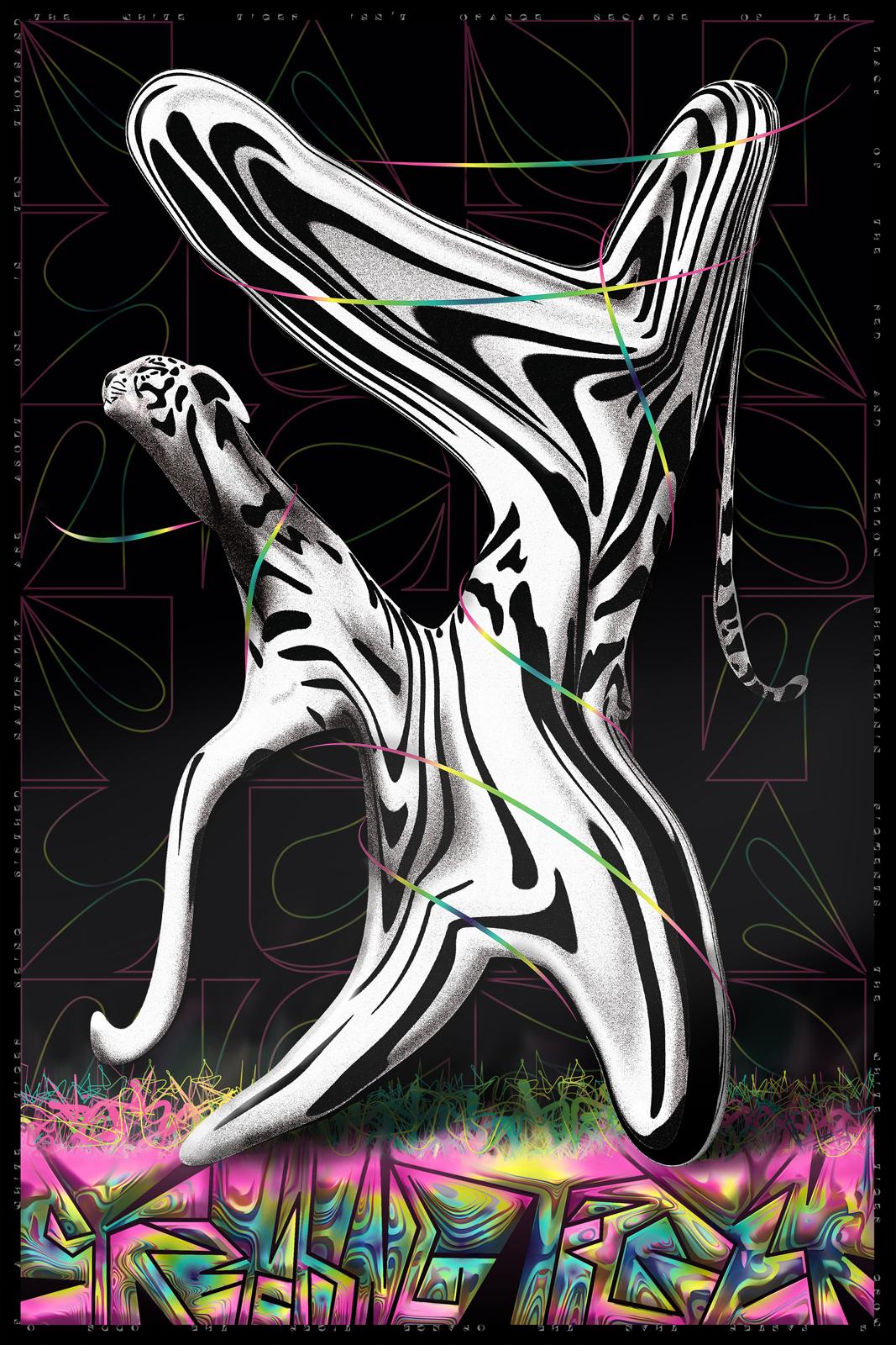 stretching-tiger